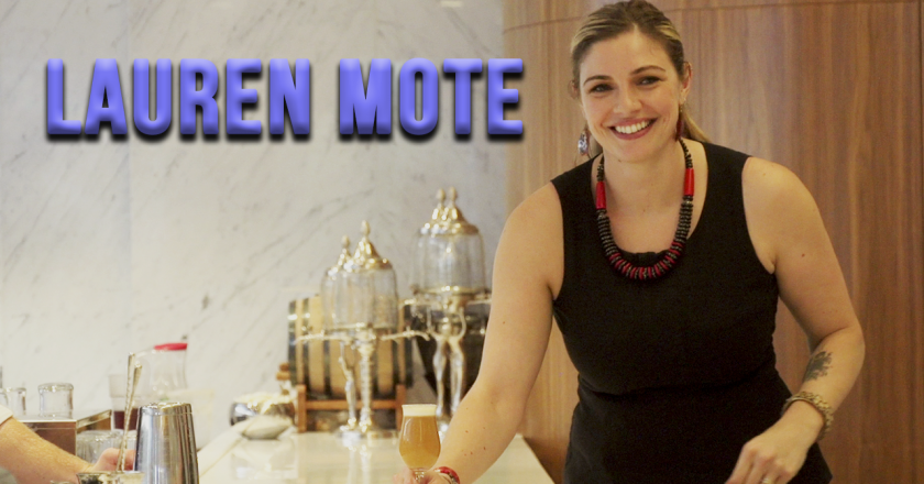 Lauren Mote takes you to her favorite Cocktail Bars and Bartenders