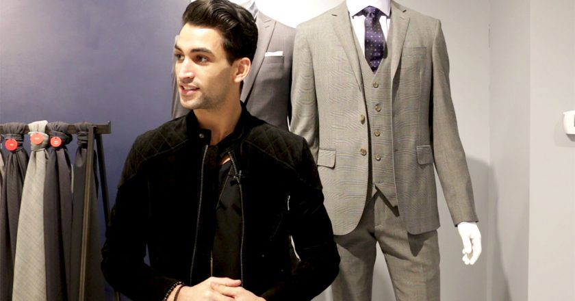 Kelvin Lopes shares his favorite men's boutiques
