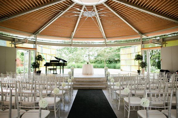 Outdoor Park Or Indoor Room For Wedding Ceremony: 17 WEDDING SPOTS To Tie The Knot In Vancouver