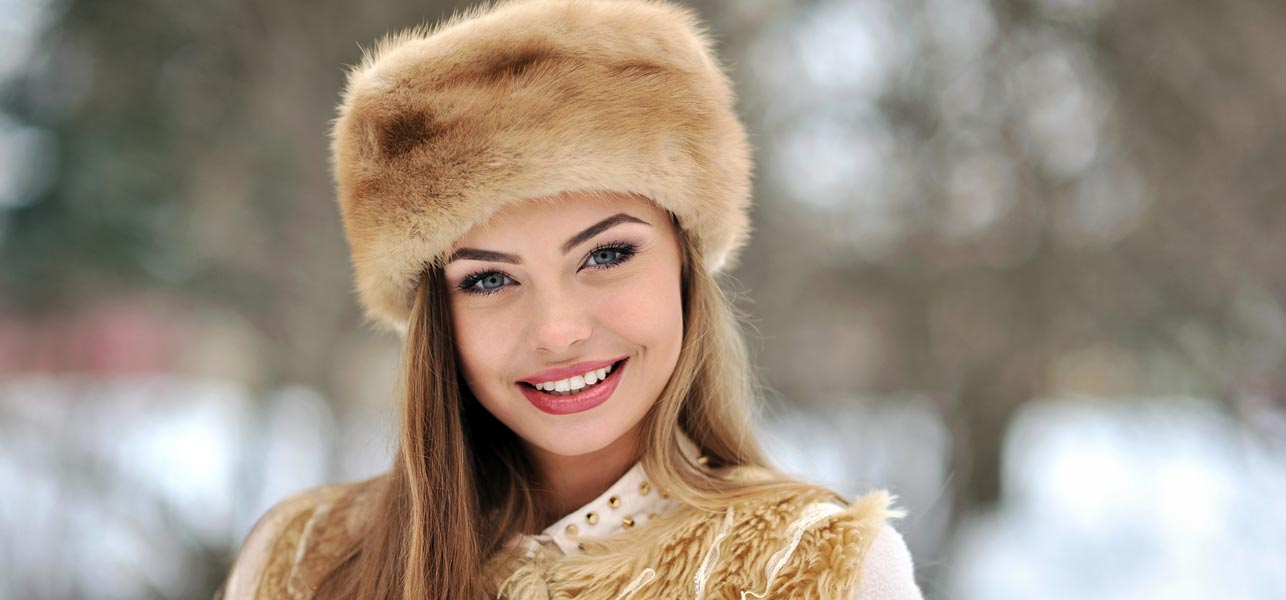 Guide russian woman beenie don