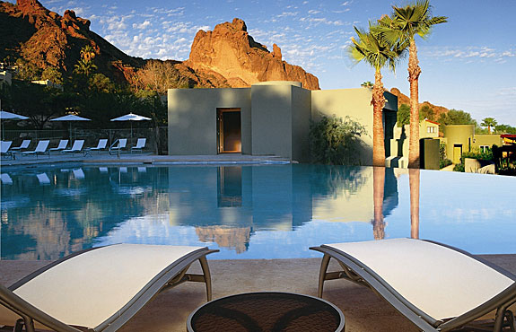 (Photo/Camelback Sanctuary Mountain Resort)
