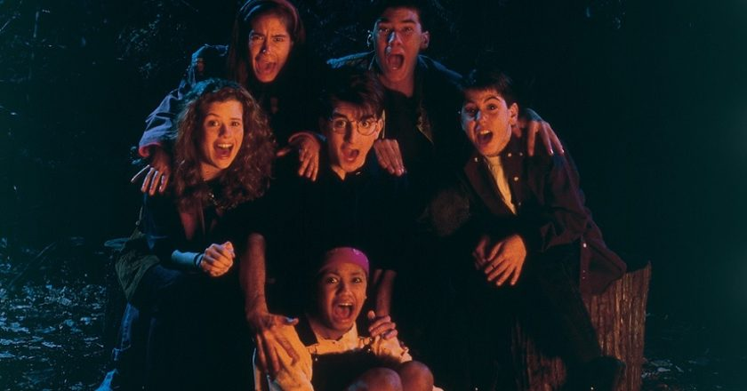 Are you afraid of the dark tv show