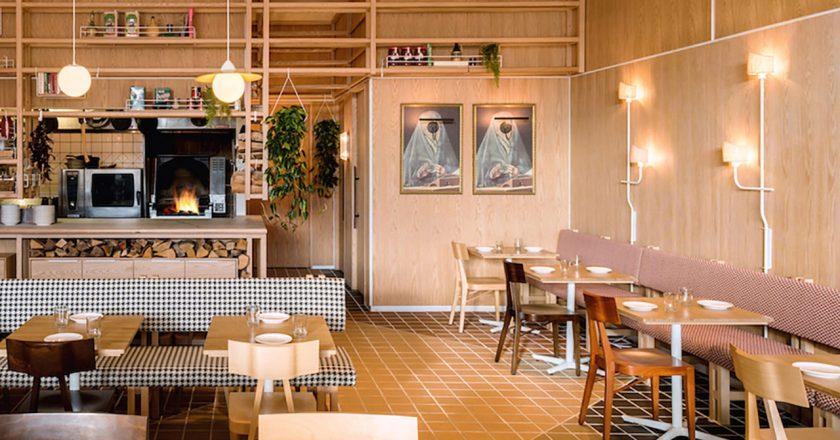 osteria savio volpe restaurant interior