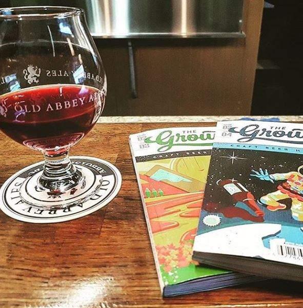 The Growler BC book