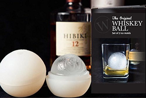 whiskey ball from The Original Whiskey Ball