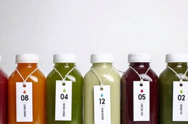 Juice cleanse from Commodity Juicery