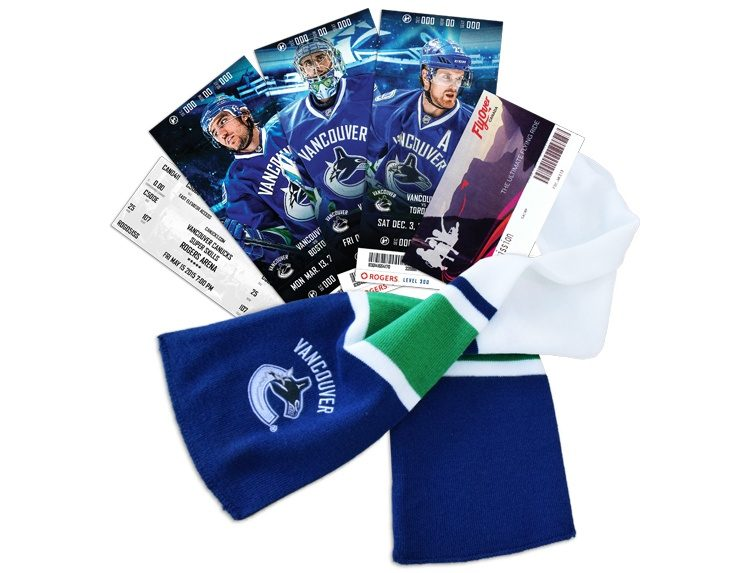 Canucks Holiday Gift Guide
