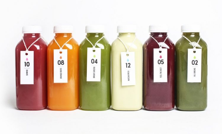 Commodity Juicery juice cleanse