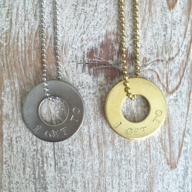 necklaces from Loyal Coalition