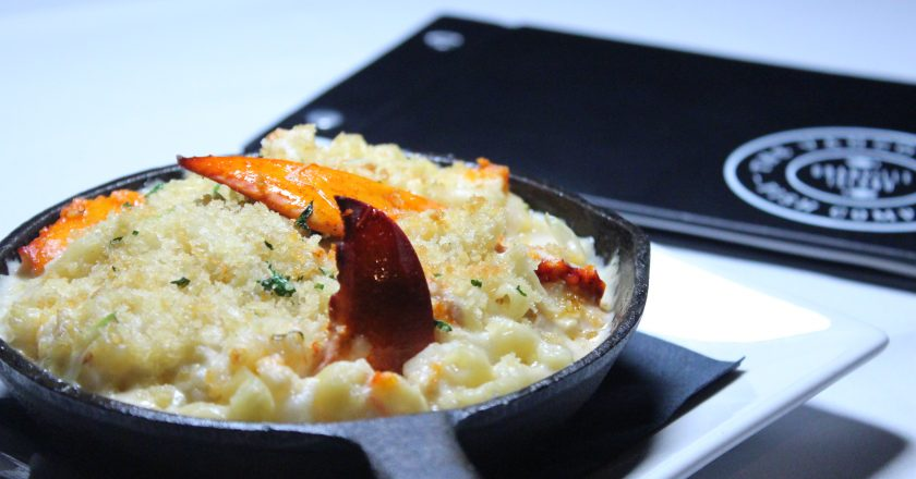 Lobster Mac 'n Cheese from Vancouver Fish Company