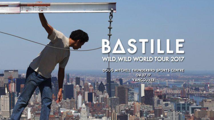 Bastille the wild wild world tour
