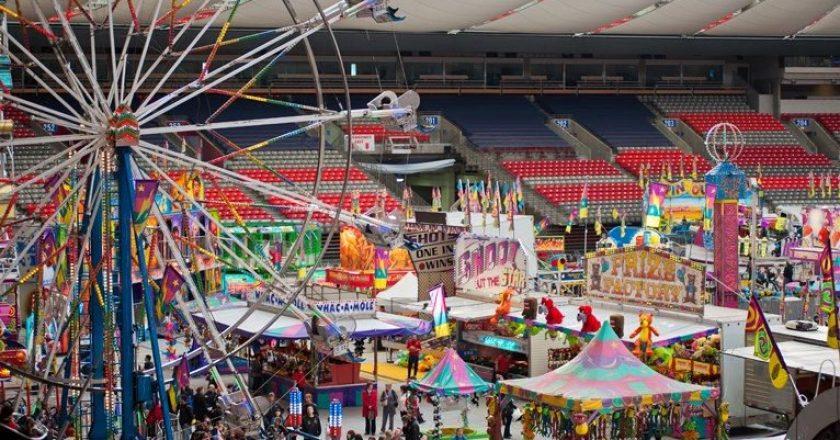 PlayDome indoor festival