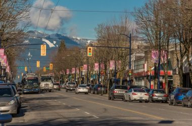 view of Fraser Street by Colliers International