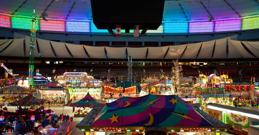 Playdome 2017 BC Place