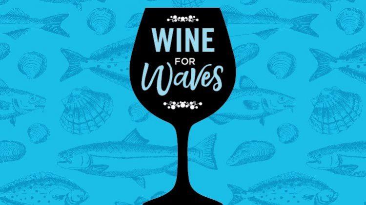 Wine for waves Vancouver aquarium
