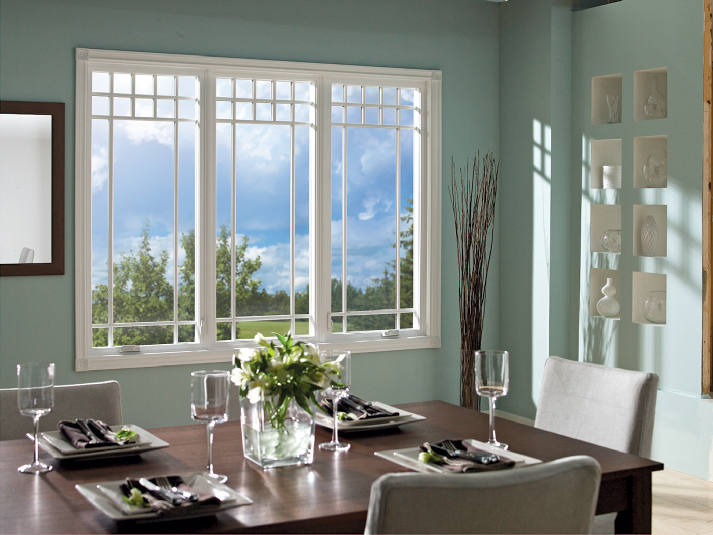 House Windows Dining