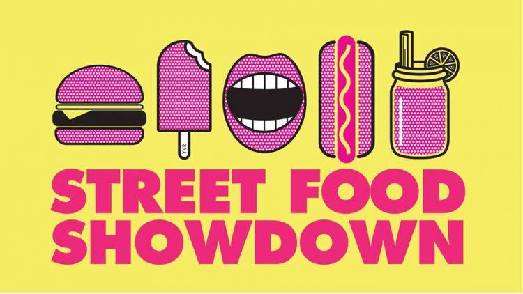 YVR Food Fest street food showdown poster