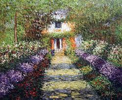 Claude Monet's Secret Garden gallery