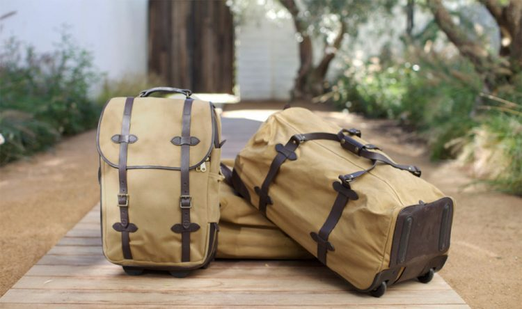 Filson Travel Bags