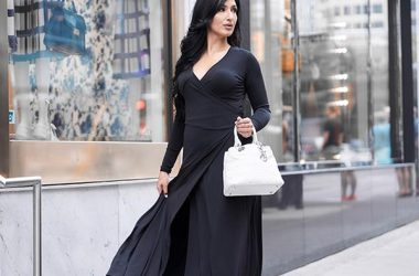 Canadian fashion designer Rimpy Sahota