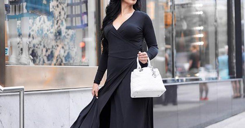 Canadian fashion designer Rimpy Sahota