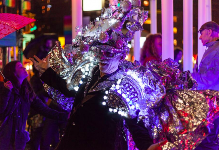 Lumiere lights up the West End this December