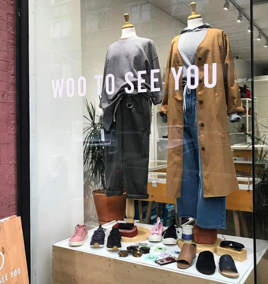 Affordable fashion boutiques in Vancouver