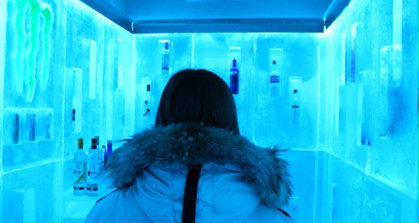 vodka ice room in whistler