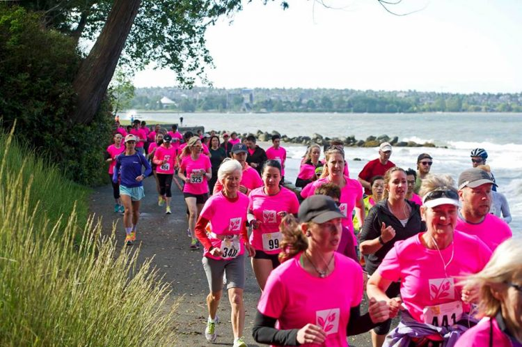 Mother's Day Run Vancouver